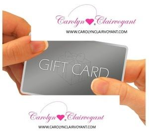 Give a gift that will speak volumes. An email voucher will arrive or if requested a printed voucher sent via mal.  A 30 minute Clairvoyant Psychic Reading normally valued at $70 au for just $60 au