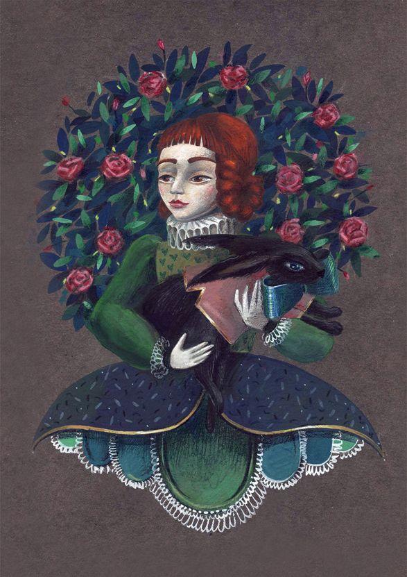 Образ рыжей Алисы