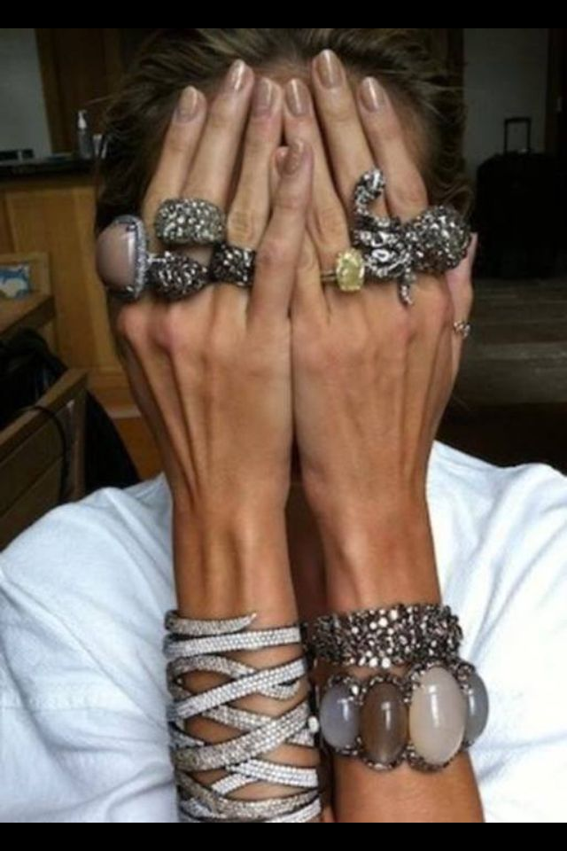 .: Bracelet, Arm Candy, Fashion, Style, Jewellery, Jewelry, Rings, Accessories, Bling Bling