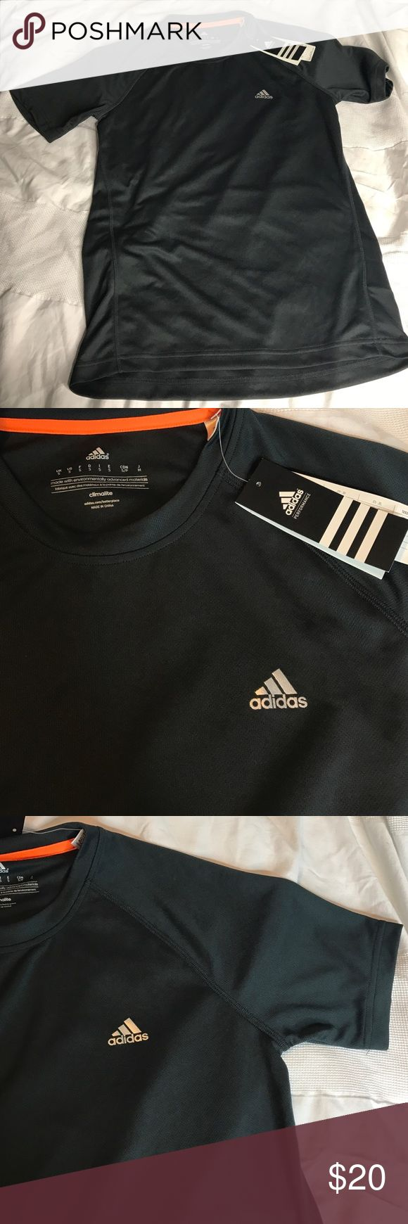 Adidas climate control performance T Brand new with tags Adidas Shirts Tees - Short Sleeve