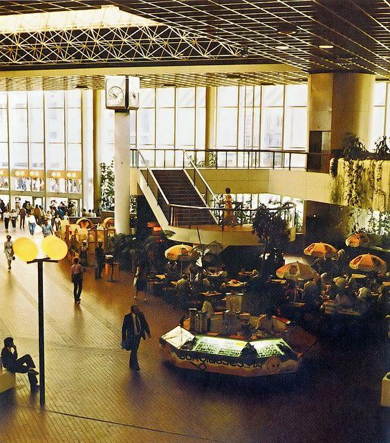 Golden Acre in its heyday 1981