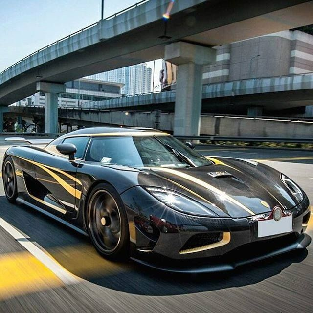 Cool Koenigsegg: The Ford GT (con Imágenes)