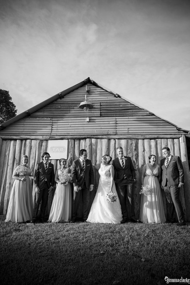 Danielle and Mitch's Vintage Inspired Country Wedding