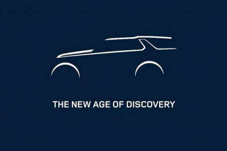Novo Land Rover Discovery Anunciado em Genebra http://landrover.itavema.com.br/discovery-4