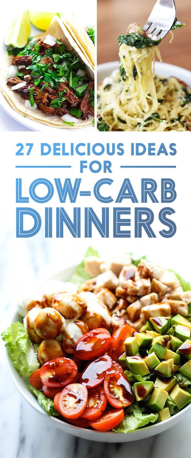 27 Low-Carb Dinners That Are Actually Delicious @huff
