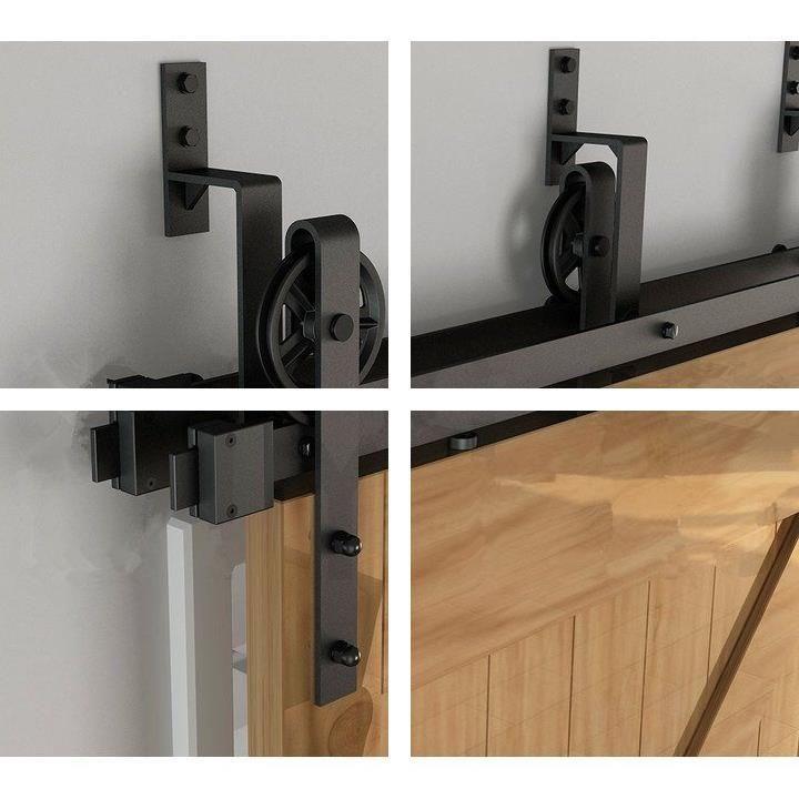 Top Mount Barn Door Hardware Double Door Hardware Barn Door Sliding Closet Door Sliding Barn Door Hardware Doors And Hardware