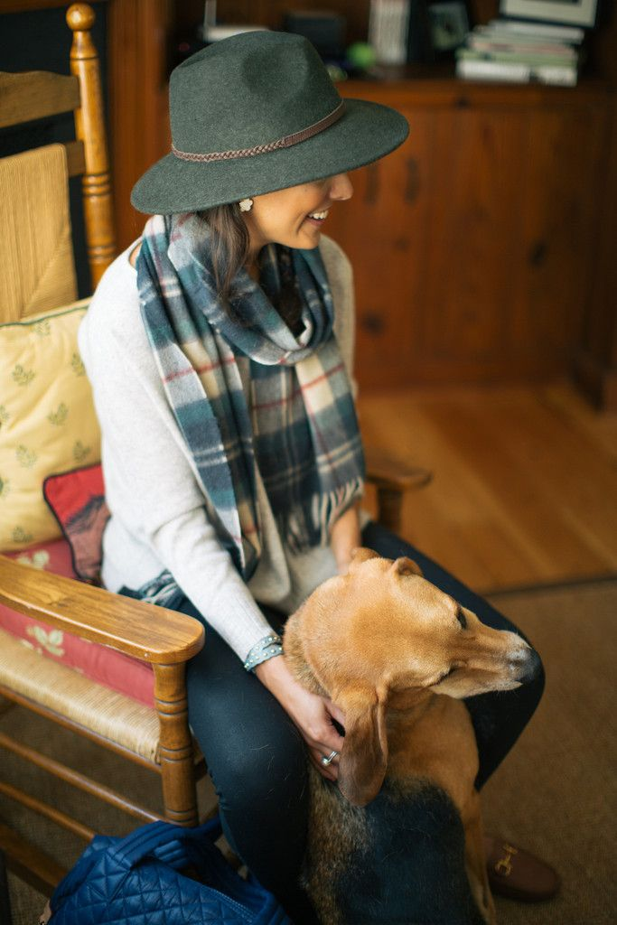 Barbour® x Land Rover Lambswool Scarf