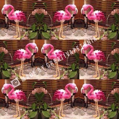 Den blev inte så ful iallafall! No quedó tan mal!  http://creativapetunia.se/2017/march/formodligen-varldens-fulaste-flamingo-probablemente-el-flamingo-mas-feo-del-mundo.html