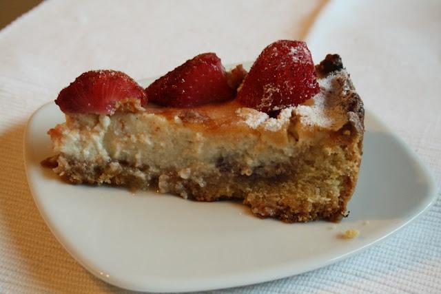 Hidden Berry Cream Cheese Torte, Dorie Greenspan