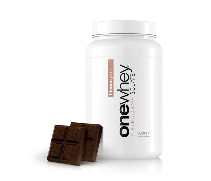 One Whey® Isolate on luultavasti maailman paras proteiini mitä tulee ravintoarvoon ja makuun. Edistyksellisellä suodatinprosessilla valmistetaan puhdasta proteiinia samalla kun laktoosi, hiilihydraatit ja rasva eliminoidaan. One Whey Isolate on sopivaa niille, jotka hyväksyvät vain parasta kun kyseessä on ravintolisät ja haluavat saada parhaan mahdollisen tuloksen ravinnosta ja harjoittelusta.    One Whey® Isolate on ainoalaatuinen lisä kaikille urheilijoille jotka haluavat lisätä…