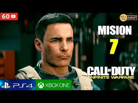 http://callofdutyforever.com/call-of-duty-gameplay/call-of-duty-infinite-warfare-mision-7-gameplay-espanol-ps4-campana-parte-7-1080p-60fps/ - Call of Duty Infinite Warfare Mision 7 Gameplay Español PS4 | Campaña Parte 7 (1080p 60fps)  Call of Duty Infinite Warfare Campaña Completa Español (Mision 7) Misión 7: Operación Cantera Oscura. Lista de Reproducción COD Infinite Warfare: https://www.youtube.com/playlist?list=PLcNU_oH-wkJ-TXOdnKXi4IJs3rA4uGWK9 ☛ Comprar Juegos
