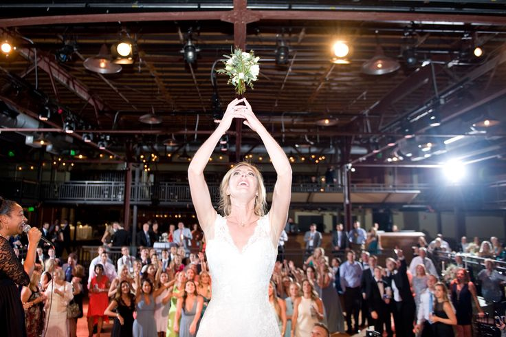 White Wedding Reception at Iron City   Photography by Brandon at Simple Color   Wedding Planner M Elizabeth Events    Floral and Linens by Hot House   Makeup by Melissa Bogardus  Iron City Bham   Alabama Wedding Venues   Birmingham AL Reception Venues