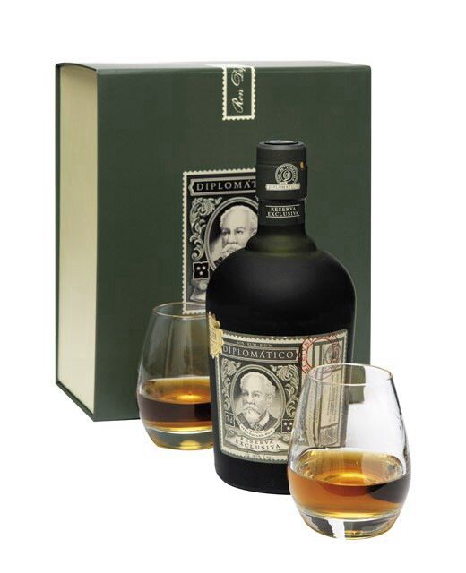 Diplomatico rum - a taste from heaven !