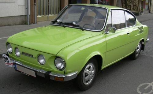 Skoda S 110 R, Czechoslovakia