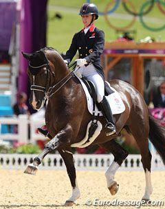 Charlotte Dujardin on Valegro - adding them to my list of riding idols!