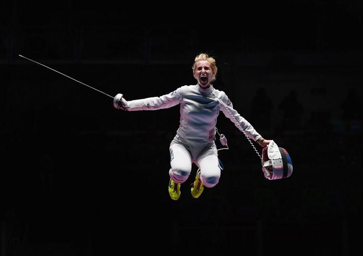 Fencing Rio 2016