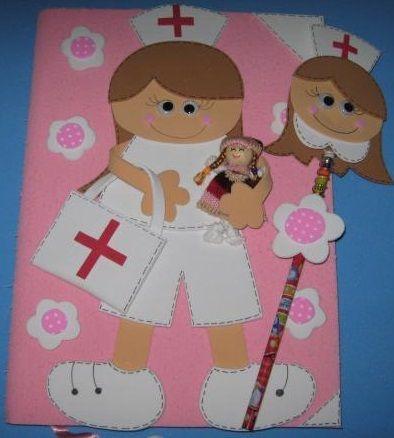Nurse crafts for preschool | funnycrafts