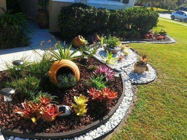 20 Gardening Ideas Using Rocks And Stones Japanese Rock Garden Small Japanese Garden Rock Garden Landscaping