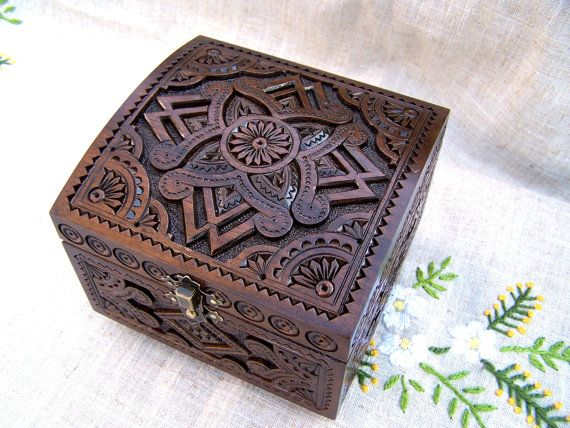 Hey, I found this really awesome Etsy listing at http://www.etsy.com/listing/80075212/jewelry-box-wooden-box-carved-wood-box
