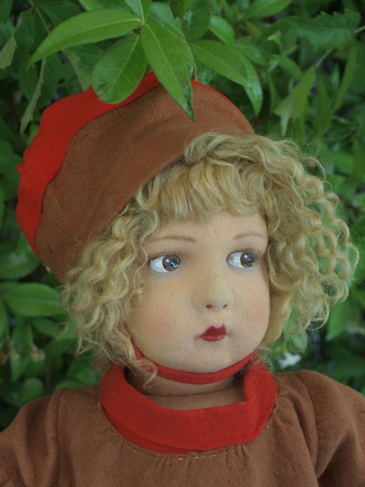 Wonderful Lenci Antique Cloth Doll Serie 109 1924 Very RARE | eBay