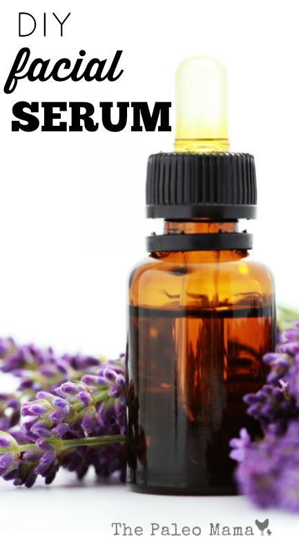 A simple and effective homemade facial serum recipe that includes essential oils that are known for their anti-aging properties! http://thepaleomama.com/2014/12/diy-facial-serum/