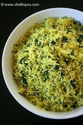 Methi Pulao Recipe | Methi Rice recipe | Indian Pulao Recipes
