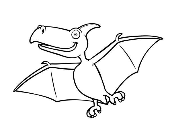 Dibujos de Dinosaurios para colorear: a collection of ...
