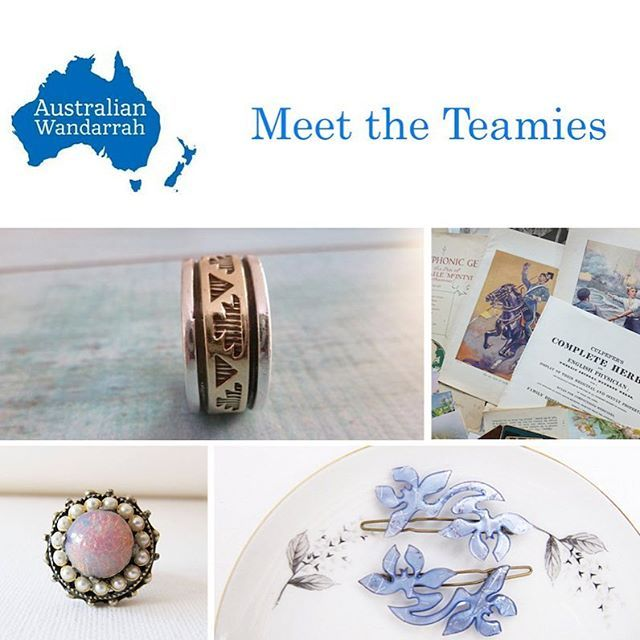 Meet members of the Australian Wandarrahs team with our new weekly feature on Instagram!