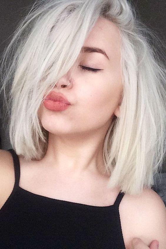 Photo of natural hair colors