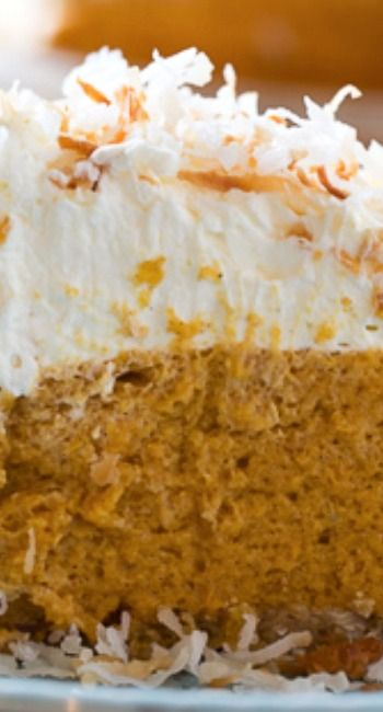 25+ best Pumpkin chiffon pie ideas on Pinterest