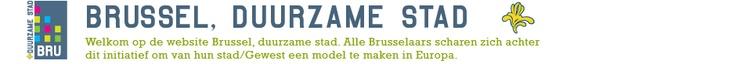 Interactieve kaart van duurzaamheid in Brussel