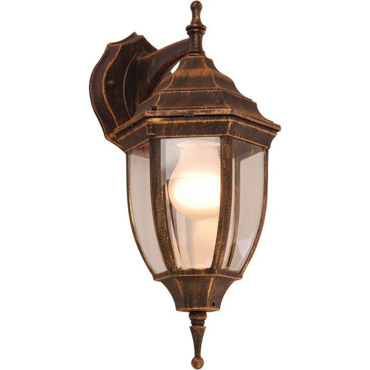 Уличный настенный светильник Nyx I 31720 производства Globo - купить в Набережных Челнах с доставкой от интернет-магазина ТКСвет