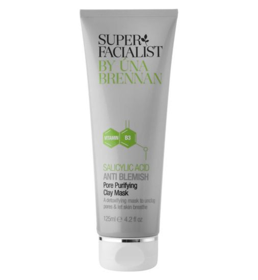 Una Brennan Super Facialist Salicylic Acid Anti Bl…