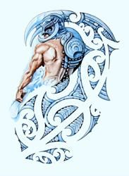 Tangaroa - The Sea God.jpg (183×250)