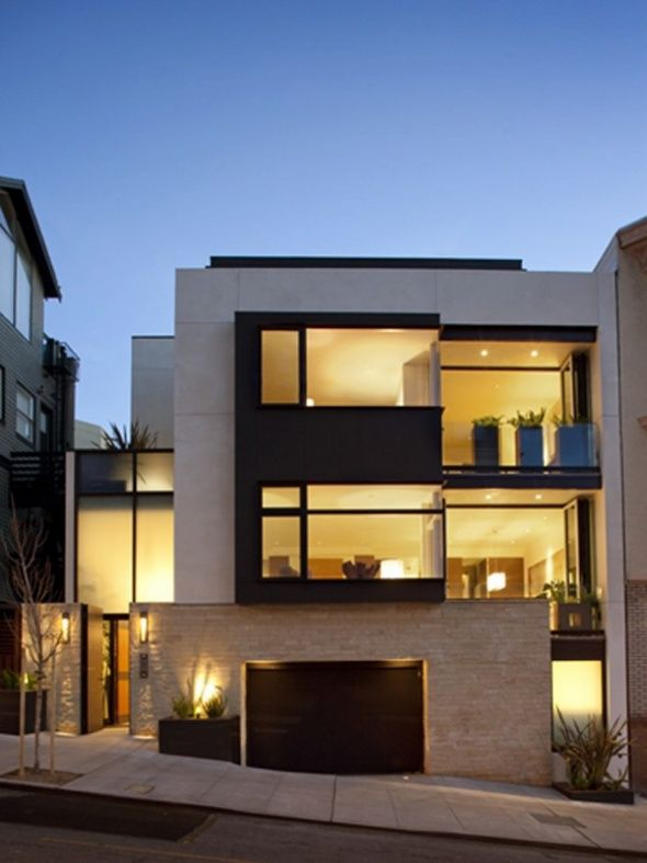 fetching ca home and design. Modern house and futuristic style in Russian Hill  San Francisco John Maniscalco Architecture 129 best Contemporary images on Pinterest Homes