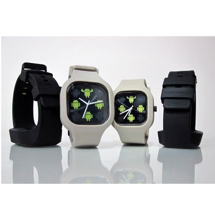 I already have several Modify watches, hands down the coolest watches I've ever owned. These Android watches just add to the cool factor.