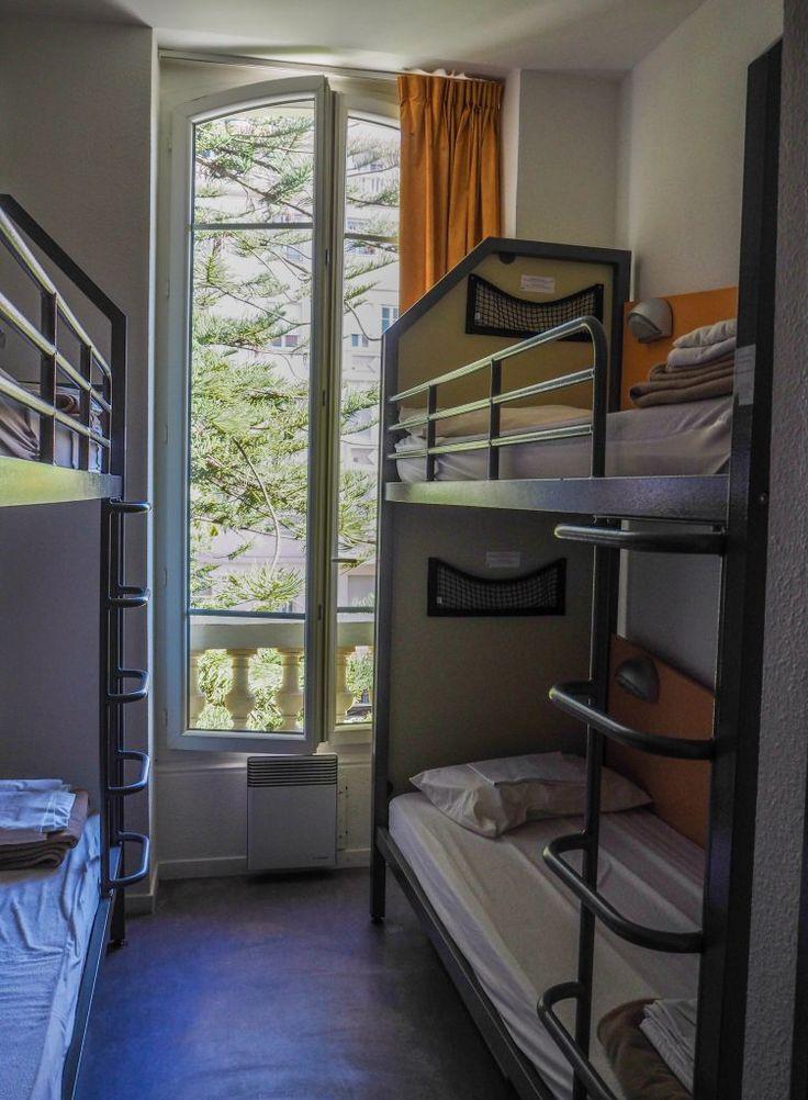 Auberge de jeunesse à Nice, où dormir pas cher à Nice