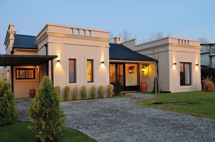 Marcela Parrado Arquitectura - Casa estilo Clásico Campo Argentino - Arquitecto - PortaldeArquitectos.com