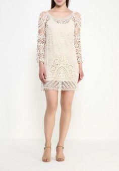 Платье, Springfield, цвет: . Артикул: SP014EWJAS37.