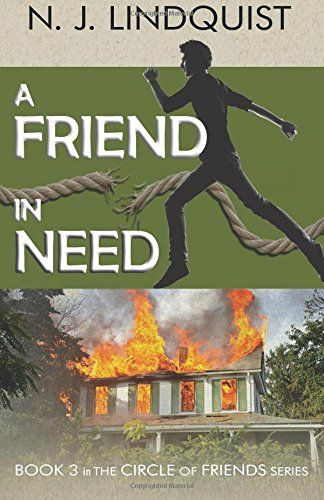 """A Friend In Need (Circle of Friends) (Volume 3) by N. J. ...  """"Reeling from his first break-up, Glen jumps headlong into a new relationship and sees his life spin out of control."""""""