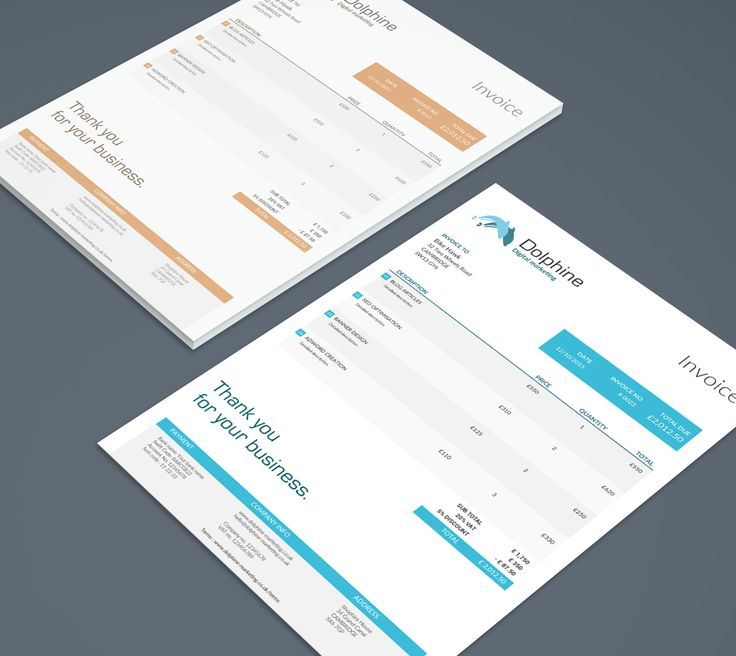 The 25+ best Freelance invoice template ideas on Pinterest - simple invoice