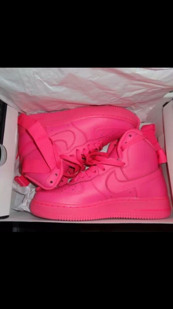 premium selection 503e2 5d4a9 ... nike air force 1 hi prm womens leather upper synthetic sole colour  b7bf2 25f27  denmark shoeshot pink shoesnike air force 1 high top 9dd90  f7d3c