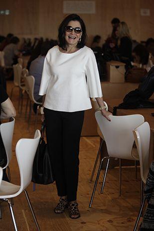Os looks da Gloria no SPFW . verão 2016 | Chic - Gloria Kalil: Moda, Beleza, Cultura e Comportamento