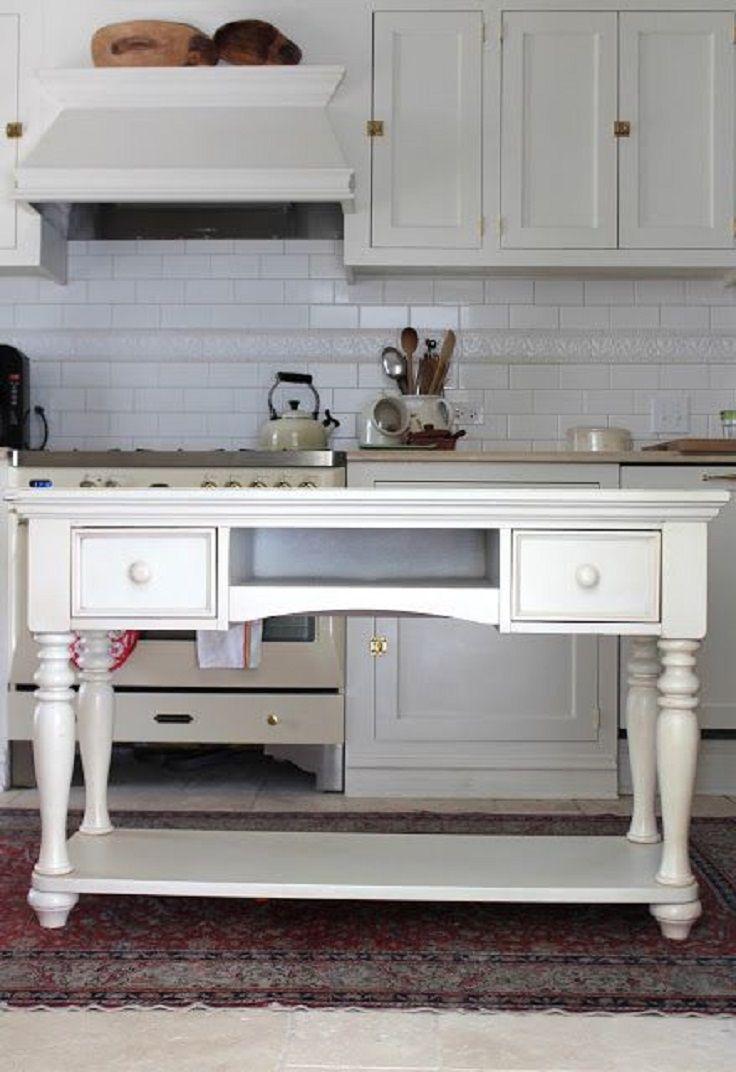 Best Kitchen Island Diy Images On Pinterest Kitchen Ideas