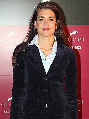 European royalty to fashion princess: Charlotte Casiraghi, has been named a new face of Gucci.