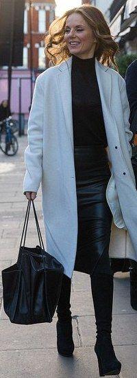 Geri's AllSaints coat