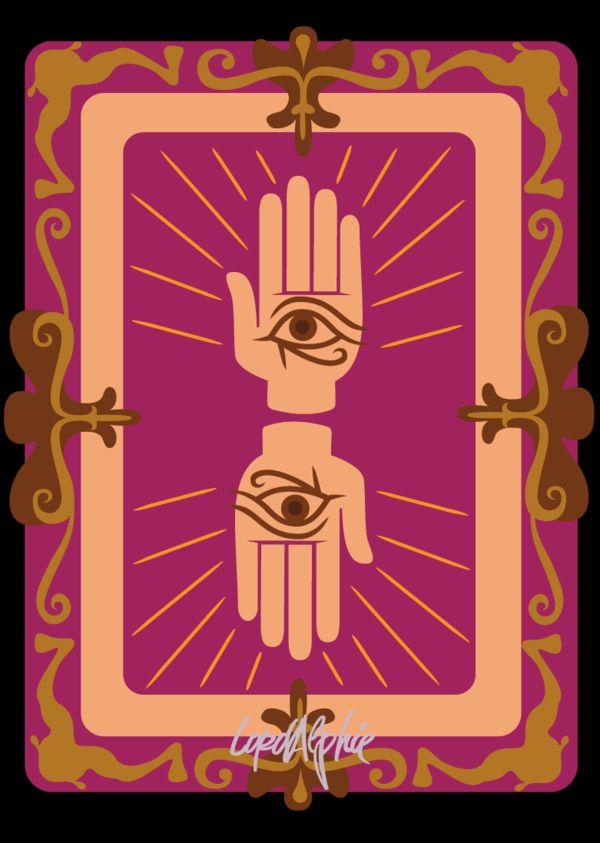 Facilier's cards by LordAlphie.deviantart.com on @deviantART