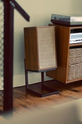 Speaker Stands. These could definitely be a good project.