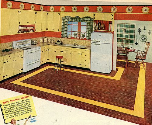 12 vintage kitchen decor ideas we need to bring back for todays kitchens