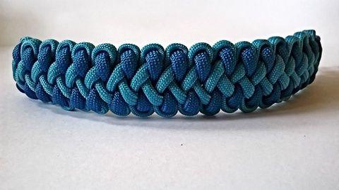 Carribbean blue for men/karibi kék karkötő férfiaknak (particulARTist) - Meska.hu
